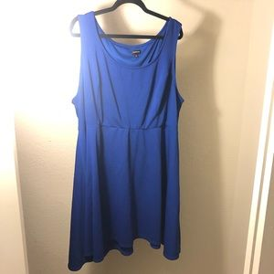 *MOVING SALE* TORRID Sleeveless Blue Dress Sz 4